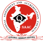 National Assessment and Accreditation Council (NAAC) logo