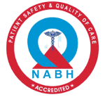 National Accreditation Board for Hospitals & Healthcare Providers (NABH) logo