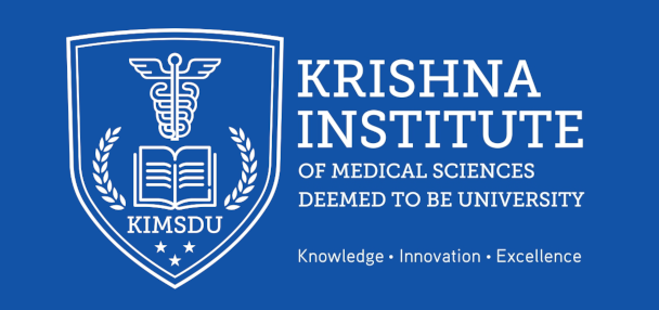 logo of Krishna Institute of Medical Sciences deemed to be University Karad